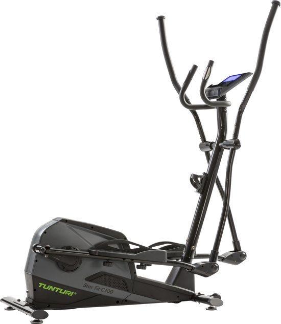 tunturi star fit C100 crosstrainer review