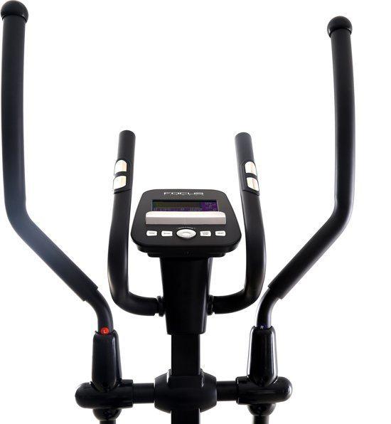 focus fitness fox 3 crosstrainer stuur