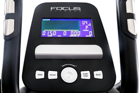 focus fitness fox 3 display